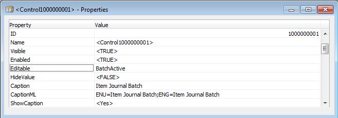 Dynamics NAV 2013R2 Excel Buffer Part 3 : Adeptris